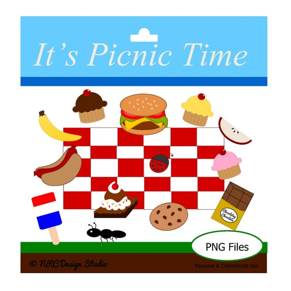 spring picnic clipart - photo #22