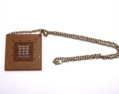 Geek Chic CPU Necklace