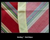 BricBag - Red Stripes