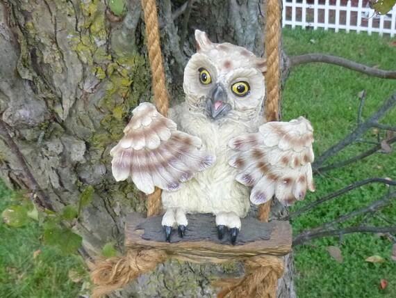 Ceramic Owl (REDUCED)