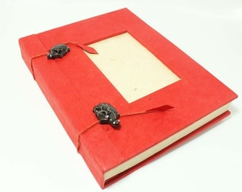 Handmade Paper Album small sized