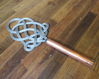 The Original Victorian Style Rug Beater Paddle BDSM Sex Toy Mature