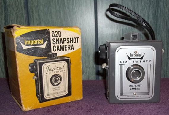 Imperial Six Twenty Snapshot Camera with Box