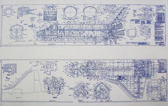 Space Shuttle Blueprints - Pics about space