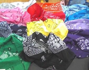 Set of 3 bandanas