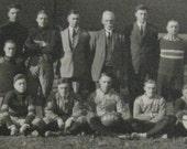 Vintage Sports/Group Photo, Framed