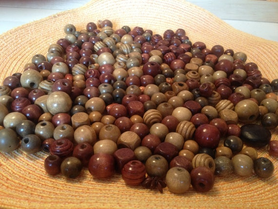 Wonderful Wood Beads Collection Multiple Finishes