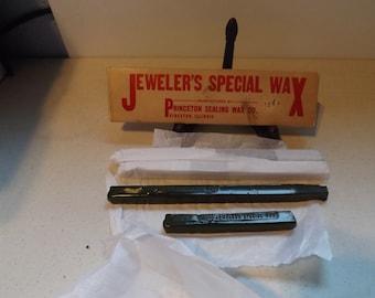 Jewelers Special Wax Sealing Wax With Original Box