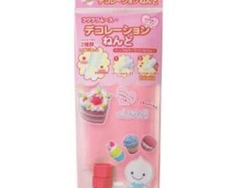 Japanese Kutsuwa Fuwa Fuwa Mousse Paper Clay Whipped Cream: Pink