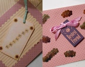 Handcrafted/Embellished Friendship Cards - Blank Inside - By Germaine G. Egrie