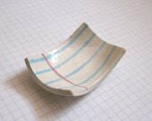 Notebook Paper Ceramic Tray