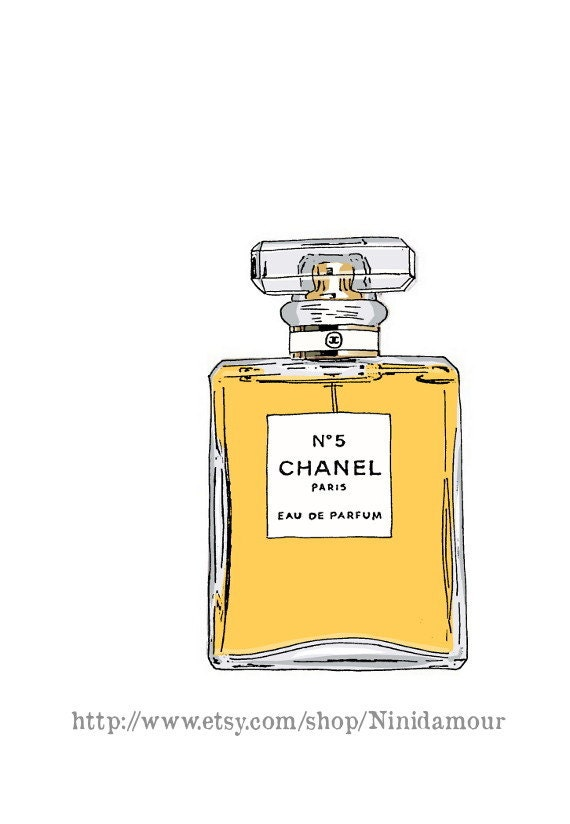 chanel no 5 perfume parfum paris digital ecological by. Black Bedroom Furniture Sets. Home Design Ideas