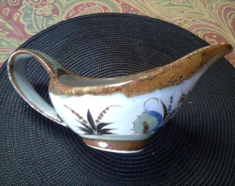 XL Ken Edwards Creamer / Gravy - Vintage Mexican Pottery