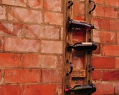 The Sonoma Wall Mount Wine Rack