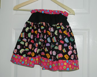 Lilly tiered skirt Size 6