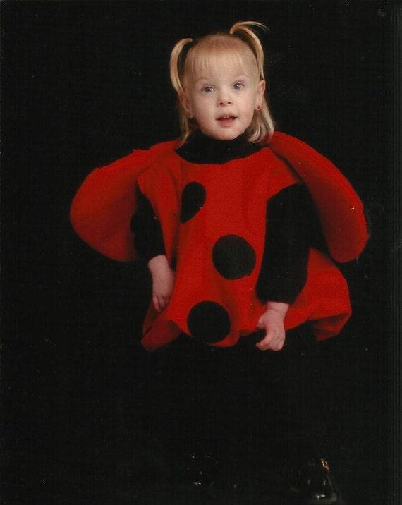Adorable Ladybug costume