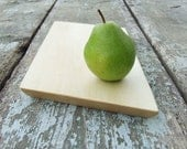 Cutting board wooden organic rustic shabby chic house wares kitchenwares harvest rusteam eco friendly home decor