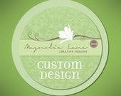 Custom Design for Krystin by Magnolia Lane 1819