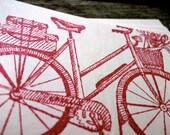 Vintage Farmers Market Bike Tag X Large