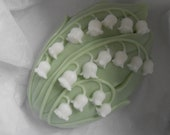 3 Lily of the Valley Soaps