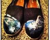 customized Toms/ Keds/ Vans/ Converse made to order