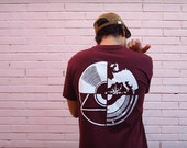Bordo POBLE SEC t-shirt