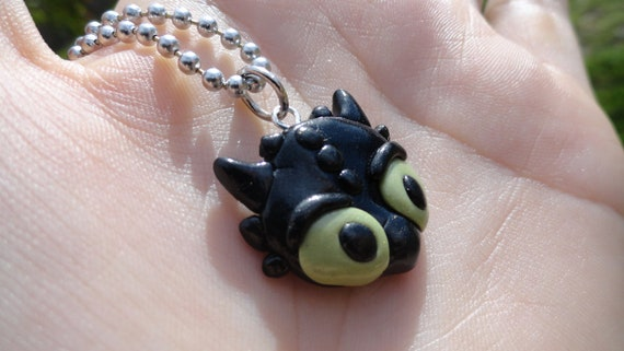 Baby Toothless Necklace