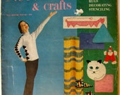 McCalls Needlework & Crafts 1957 1958