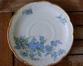 """Vintage Mitterteich Bavaria Saucer Plate """"FREE SHIPPING"""""""