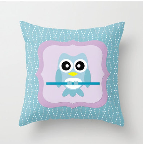Owl Throw Pillow Etsy : Unavailable Listing on Etsy