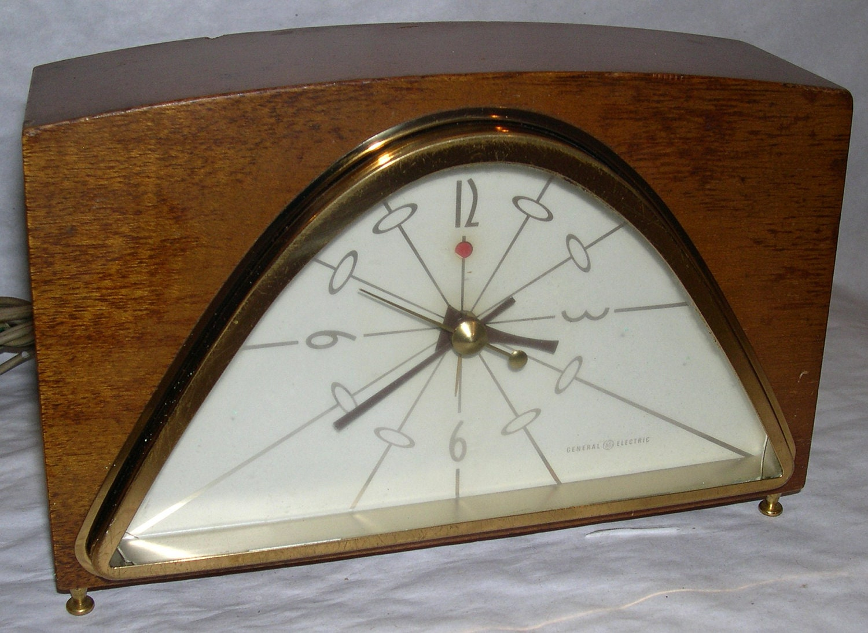 General Electric Telechron 7h257 Alarm Clock