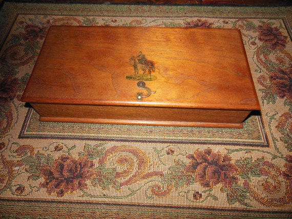 Rosewood Trinket Box Jewelry Wooden Box