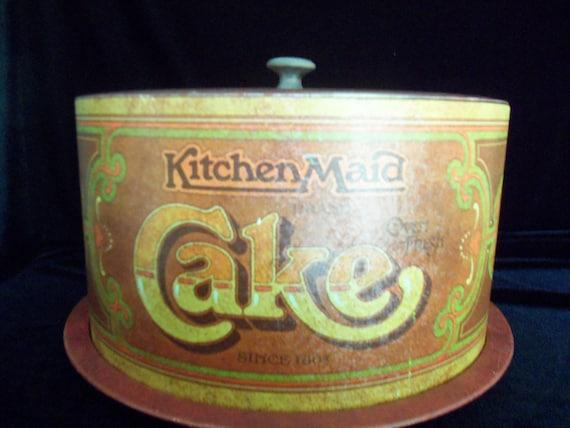Cake Keeper Holder Kitchenmaid Cake Tin