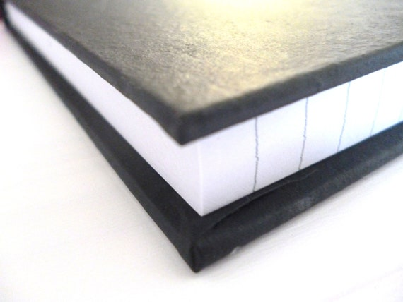 A5 Chalkboard notebook with chalk - A5 size notebook - 300 pages