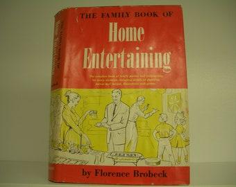 Home Entertaining Book 1960