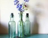 Vintage Glass bottle (or bottles) John Lovibond and Sons Ltd. x 16