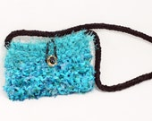 Joan's Obsessions Hand knit purse