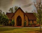 Fine Art Photography, Army Veteran, Hamilton GA, St Nicholas Episcopal Church