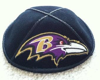 Baltimore Ravens Kippah Yarmulke