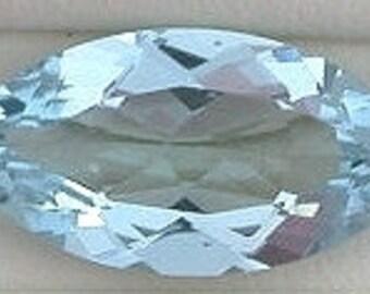 13x7 13mmx7mm sky blue topaz marquise gem stone gemstone ebs3054