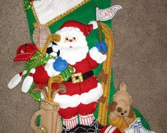 Sports Santa