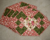 Apple Blossom Placemats (4)