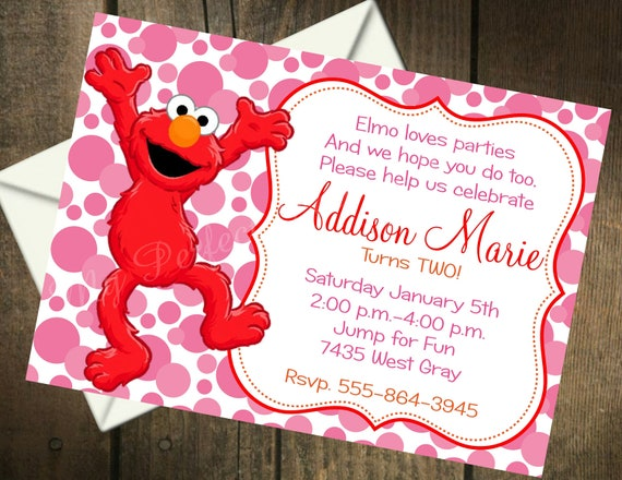 2 Year Old Birthday Invitation was Best Sample To Make Great Invitation Ideas