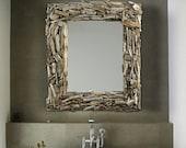 Driftwood Zuma Mirror