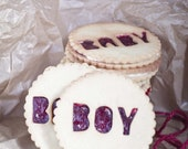 Bee's Bakery - New Baby Jammie Biscuits x10