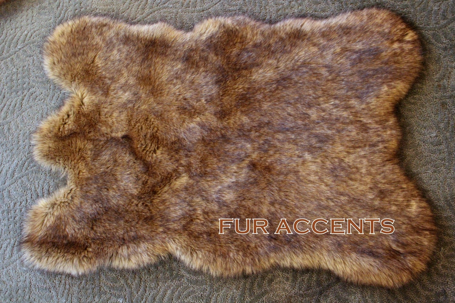 Request a custom order and have something made just for you for Fur rugs