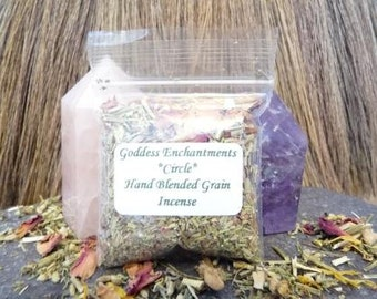 Hand Blended Ritual/Spell Craft Incense - CHOICE,Pagan,Altar,Fertility,Goddess,Purification,Love,Prosperity,Protection,Handfasting,Healing