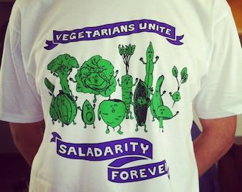 Vegetarian pride Tshirt