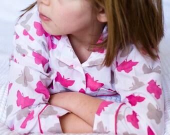 Butterfly Pyjamas Age 2-9