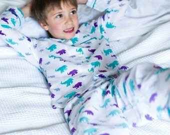 Elephant Pyjamas Age 2-9